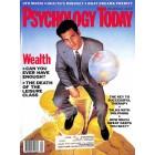 Psychology Today Magazine, April 1989