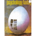 Cover Print of Psychology Today, August 1967