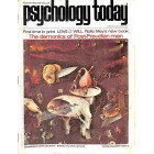 Cover Print of Psychology Today Magazine, August 1969