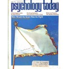 Cover Print of Psychology Today, August 1973