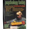 Cover Print of Psychology Today Magazine, August 1974