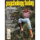 Cover Print of Psychology Today, August 1976