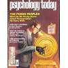 Psychology Today Magazine, August 1977