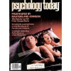 Cover Print of Psychology Today, August 1980