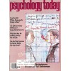 Cover Print of Psychology Today, August 1982