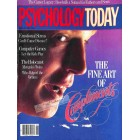 Cover Print of Psychology Today, August 1985