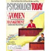 Cover Print of Psychology Today, August 1987