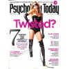 Cover Print of Psychology Today, August 2008