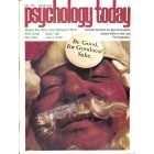 Cover Print of Psychology Today, December 1970