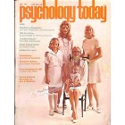 Cover Print of Psychology Today, December 1971