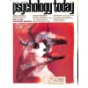 Cover Print of Psychology Today, December 1972