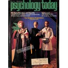 Cover Print of Psychology Today, December 1973