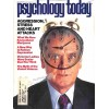 Cover Print of Psychology Today, December 1976