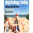 Cover Print of Psychology Today, December 1977
