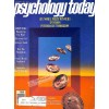 Cover Print of Psychology Today, December 1982