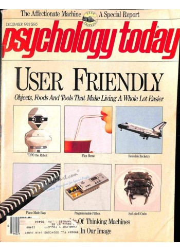 Psychology Today, December 1983