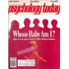 Cover Print of Psychology Today, December 1984
