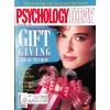 Psychology Today Magazine, December 1986