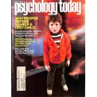 Cover Print of Psychology Today, February 1977