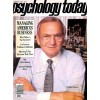 Cover Print of Psychology Today, February 1983