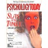 Cover Print of Psychology Today, February 1987