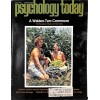 Cover Print of Psychology Today, January 1973