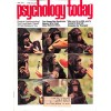 Cover Print of Psychology Today, January 1974