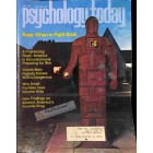 Cover Print of Psychology Today, January 1975