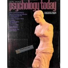 Cover Print of Psychology Today, July 1972