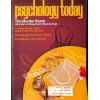 Cover Print of Psychology Today, July 1975