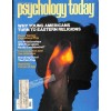 Cover Print of Psychology Today, July 1977