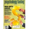 Cover Print of Psychology Today, July 1979