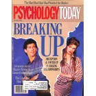 Cover Print of Psychology Today, July 1987