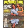 Cover Print of Psychology Today, June 1978