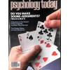 Cover Print of Psychology Today, June 1980