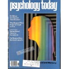 Cover Print of Psychology Today Magazine, June 1981