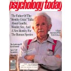 Cover Print of Psychology Today, June 1983