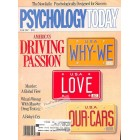 Cover Print of Psychology Today, June 1987