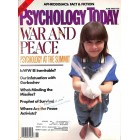 Cover Print of Psychology Today, June 1988