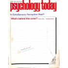 Psychology Today, March 1969