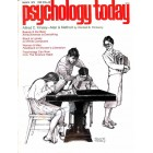 Cover Print of Psychology Today, March 1972
