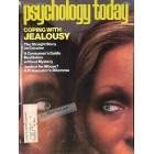 Cover Print of Psychology Today, March 1977