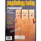 Cover Print of Psychology Today, March 1979