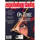 Cover Print of Psychology Today, March 1985