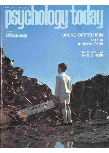 Cover Print of Psychology Today, May 1969