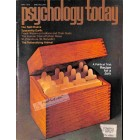 Cover Print of Psychology Today, May 1973