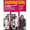 Cover Print of Psychology Today, May 1977