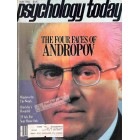 Cover Print of Psychology Today, May 1983