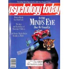 Cover Print of Psychology Today, May 1985