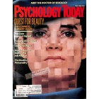 Cover Print of Psychology Today Magazine, May 1988